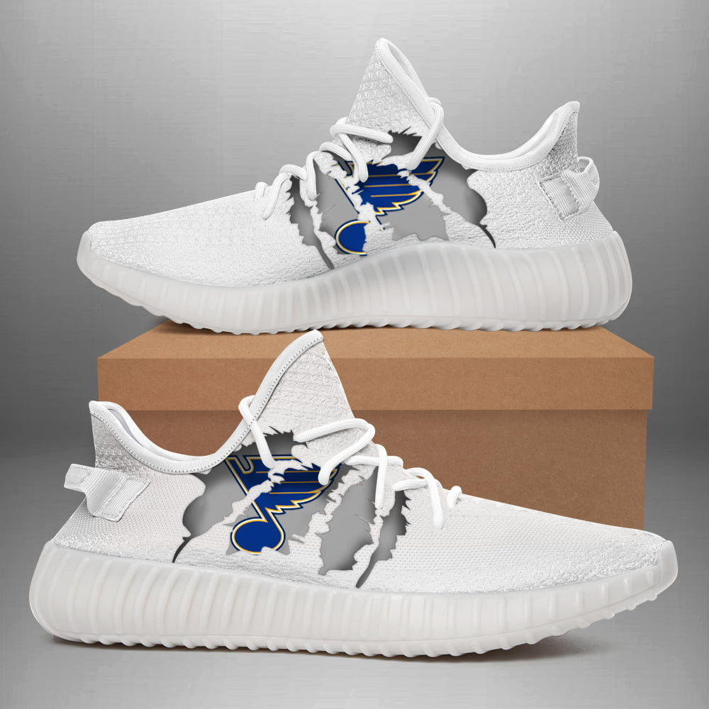 St. Louis Blues Shoes Free Shipping